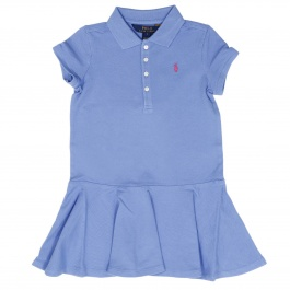Vestido Polo Ralph Lauren Kid