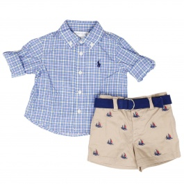 Baby-Overall POLO RALPH LAUREN INFANT