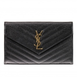 Мини-сумка SAINT LAURENT 377828 BOW01
