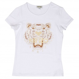 T-shirt Kenzo Junior KJ10148 TIGER 2