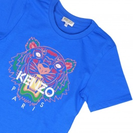 T-shirt Kenzo Junior KJ10578 TIGER 5
