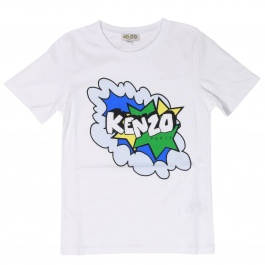 T-shirt Kenzo Junior KJ10638 BECKER