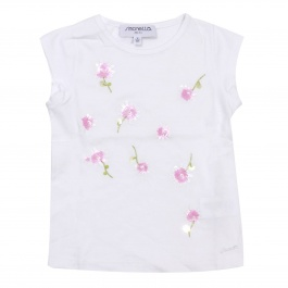 T-shirt Simonetta Mini 2G8071 GD070