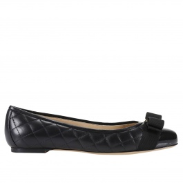 Ballet pumps Salvatore Ferragamo 672100 01M831