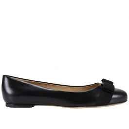 Ballet pumps Salvatore Ferragamo 576597 01A181