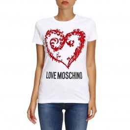 T-shirt Moschino Love W4F7320 M3517