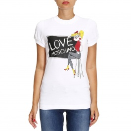 T-Shirt MOSCHINO LOVE W4G2003 E1512