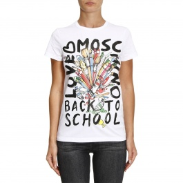 T-Shirt Moschino Love W4F7319 M3517