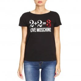 T-shirt Moschino Love W4F3039 M3517