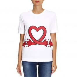 T-shirt Moschino Love W4F1541 M3517