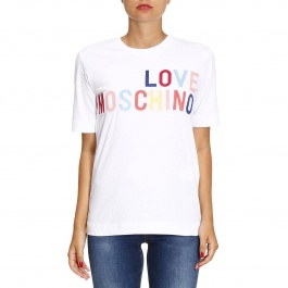 T-Shirt Moschino Love W4F1537 M3517