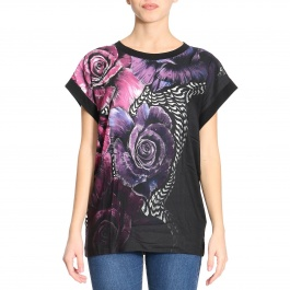 T-shirt Just Cavalli S04GC0257 N38883
