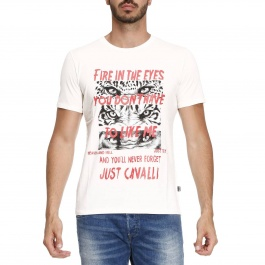T-shirt Just Cavalli S01GC0425 N20663