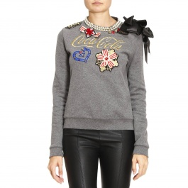 Sweat-shirt Pinko 1N11QR-6607 CHIUSURA