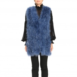 Fur coats Twin Set TA72NA