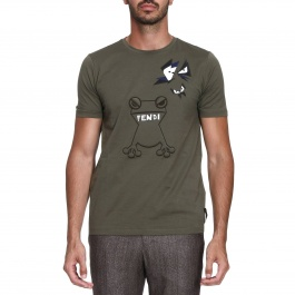 T-shirt Fendi FY0828 1Y4