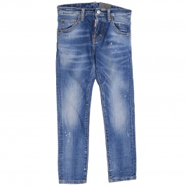 Jeans DSQUARED2 JUNIOR DQ01PW D00PU