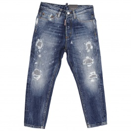 Jeans DSQUARED2 JUNIOR DQ02DQ D00PP