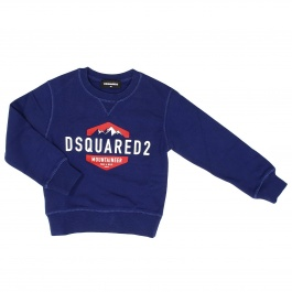 Pullover DSQUARED2 JUNIOR DQ02KX D00G4