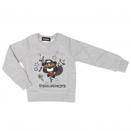 Pullover DSQUARED2 JUNIOR DQ02EQ D00G5
