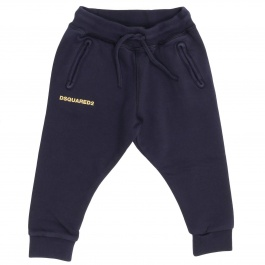 Брюки DSQUARED2 JUNIOR DQ02E1 D00P6