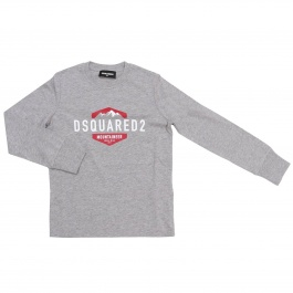 Футболка DSQUARED2 JUNIOR DQ02KR D00NR