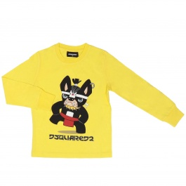 T-Shirt DSQUARED2 JUNIOR DQ020Y D00MN
