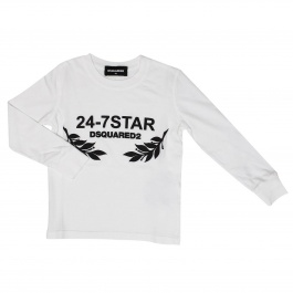 Футболка DSQUARED2 JUNIOR DQ02IZ D00MR