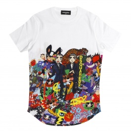T-shirt Dsquared2 Junior DQ020T D00PH