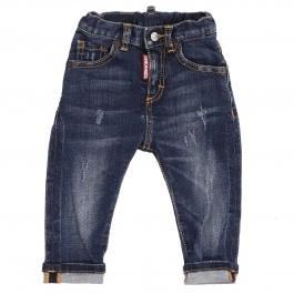 Jeans DSQUARED2 JUNIOR DQ01TC D00N8