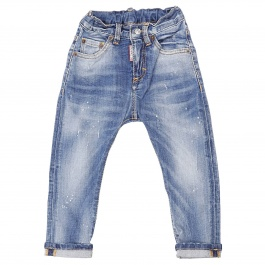 Jeans DSQUARED2 JUNIOR DQ01TC D00PU