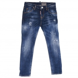 Jeans DSQUARED2 JUNIOR DQ01PX D00PV
