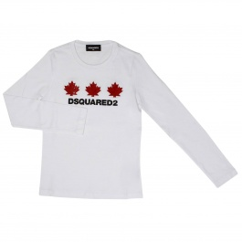 Camisetas Dsquared2 Junior DQ02GJ D00A8