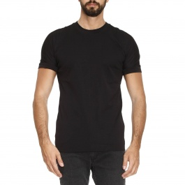 T-shirt Diesel Black Gold
