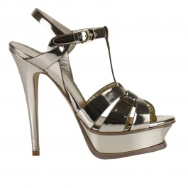 Heeled sandals Saint Laurent 457752 AAL00