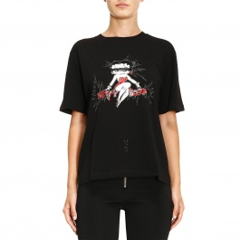 T-shirt Saint Laurent 480330 YB2IZ
