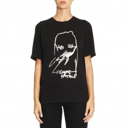 T-shirt Saint Laurent 483398 YB2JN