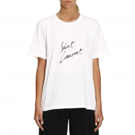 T-shirt Saint Laurent 480335 YB2IS