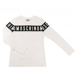 T-shirt Moschino Kid HNM01P LAA07