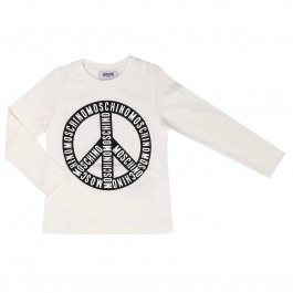 T-shirt Moschino Kid HPM01P LAA07