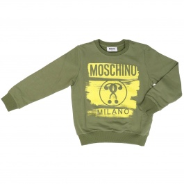 毛衣 Moschino Kid HNF01Q LDA07