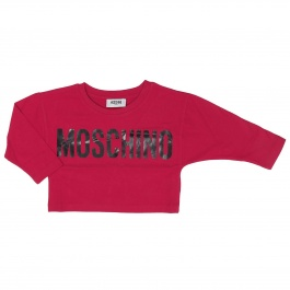 T-shirt Moschino Kid HAM025 LBA03