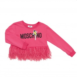 Sweater Moschino Kid HDF01G LDA05