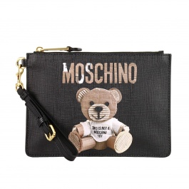 Clutch Moschino Couture