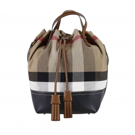 Shoulder bag Burberry 4049495