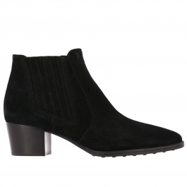 Tod's - Heeled ankle boots women - Spring/Summer 2018