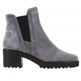 Heeled booties Hogan HXW2770S870 BYE