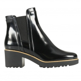 Heeled ankle boots Hogan
