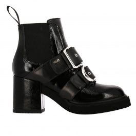 Heeled ankle boots Paciotti 4us RD3RW