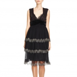 Dress Alberta Ferretti A0456 6683